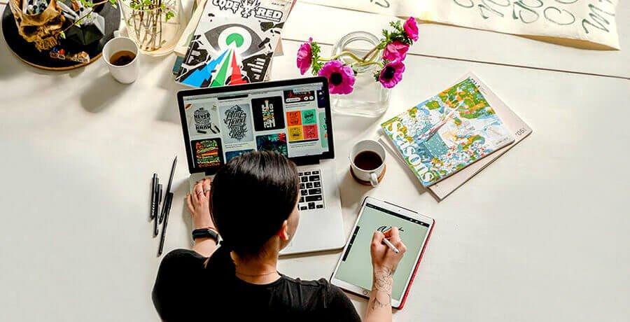 Canva designers replace Graphic Designers