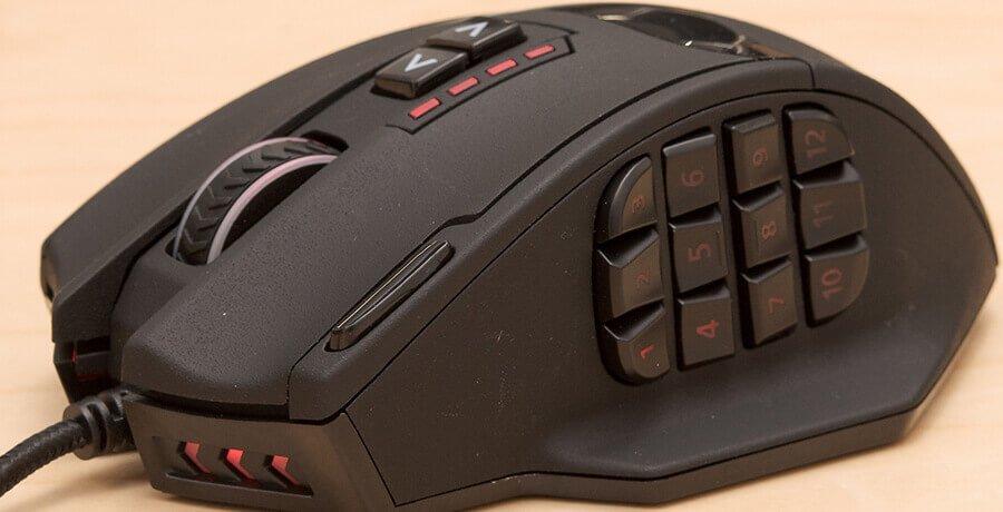 UtechSmart Venus Pro - Mouse for Graphic Design