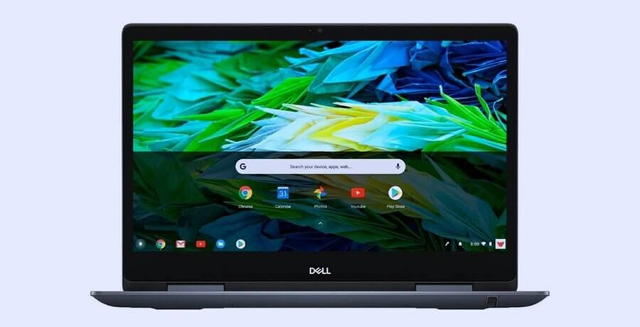 Chromebook For Drawing - Dell Inspiron 2 in 1