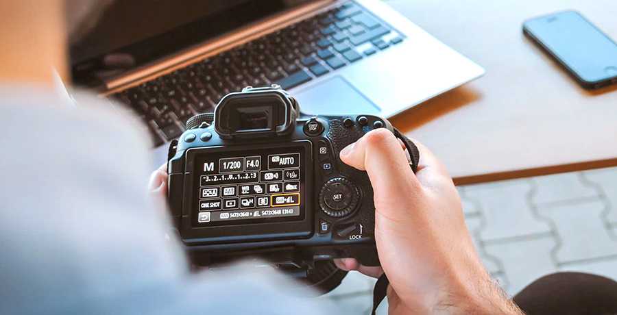 Build a User-Friendly Website - Photography Business