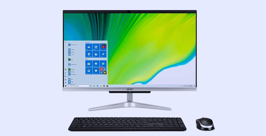 iMac Alternative - Acer Aspire C24