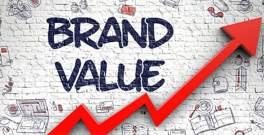 Boosts up your brand value
