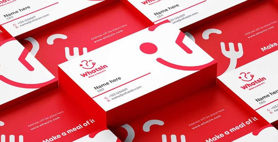Business Card - Brand Style Guide