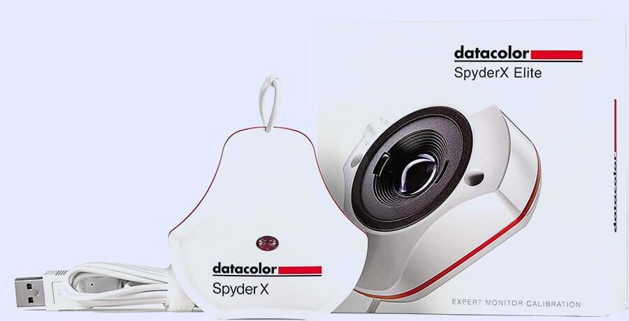 Calibration Monitor - Datacolor SpyderX Elite