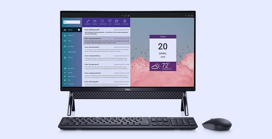 Graphic Design Essentials - Dell Inspiron