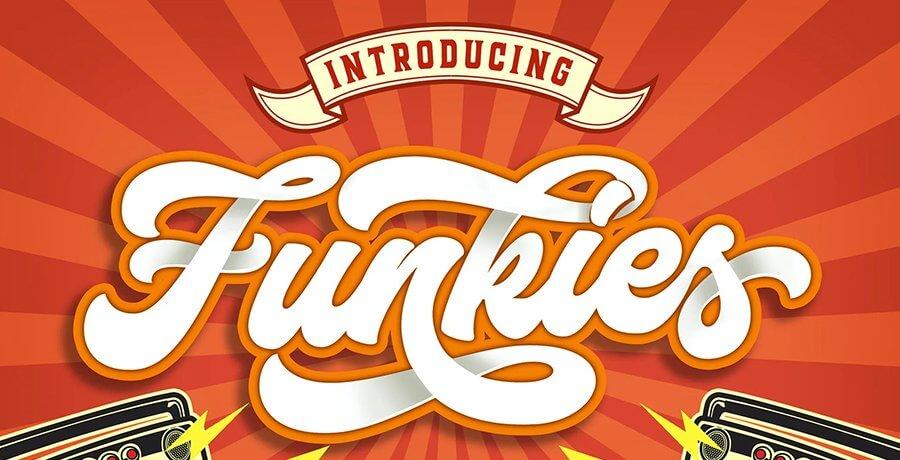Best Free Fonts - Funkies