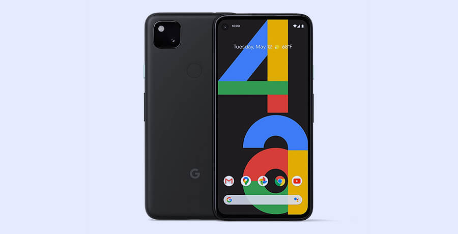 Design Tools - Google Pixel 4a