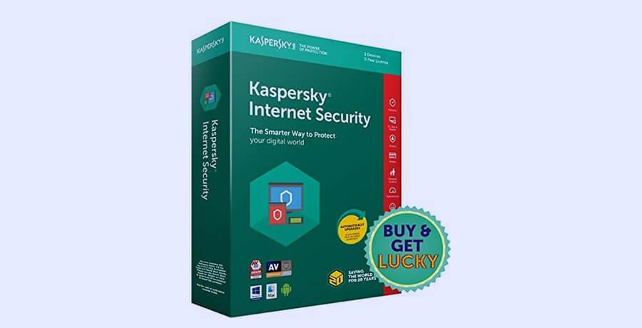 Best Essentials- Kaspersky Internet Security