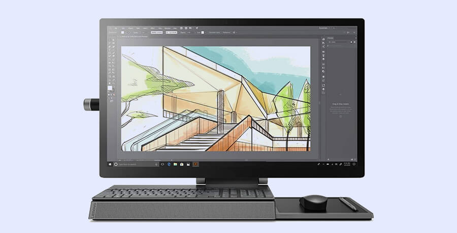 Best iMac Alternative - Lenovo Yoga A940