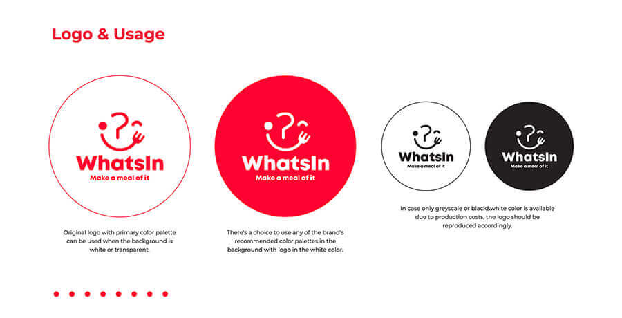 Logo Usage - Brand Style Guide