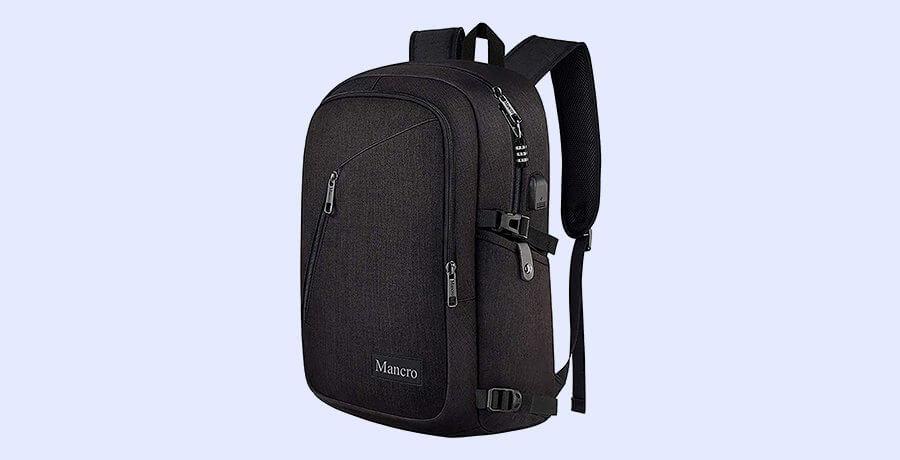 Best Tech Bags - Mancro Business Travel Laptop