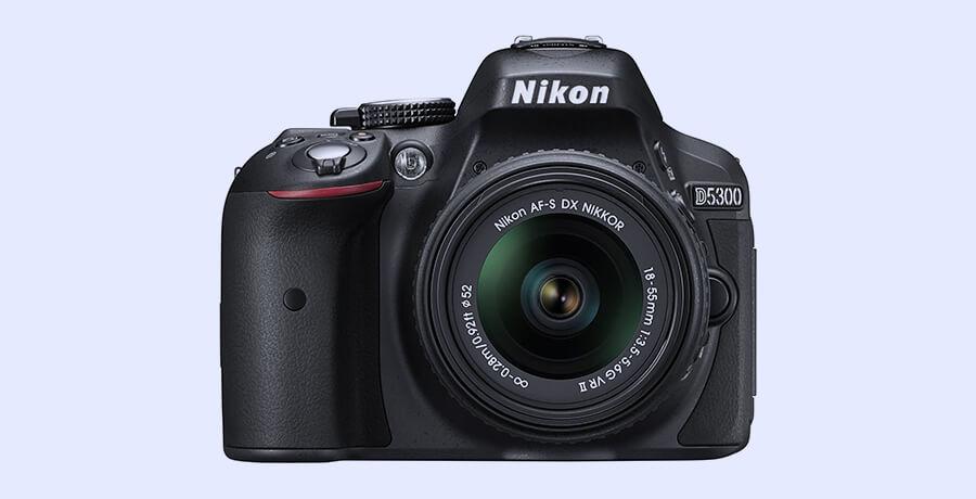 Best Design Gadgets - Nikon D5300