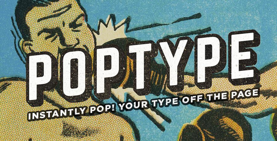 Buy Photoshop Brushes - PopType