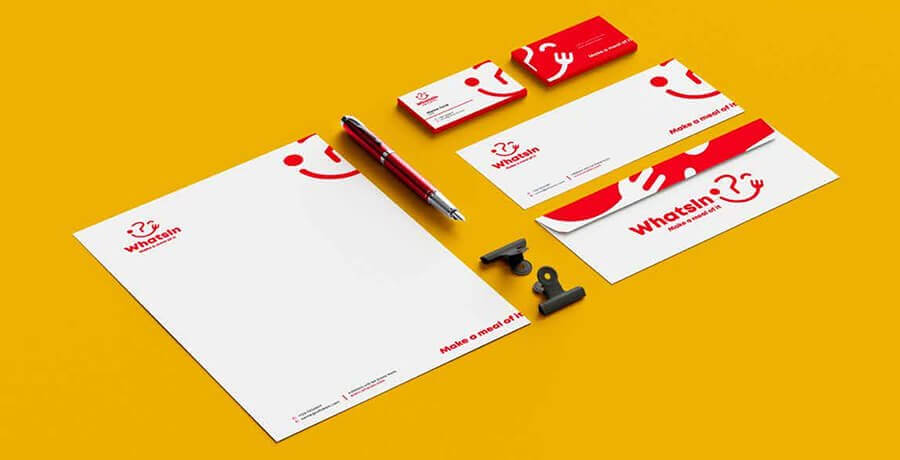Stationary - Brand Style Guide