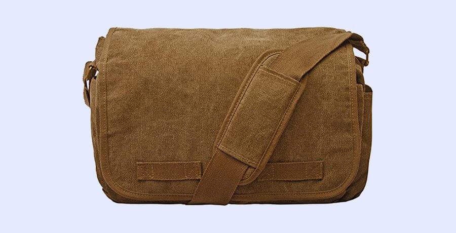 Best Laptop Backpack - Sweetbriar Classic Messenger Bag