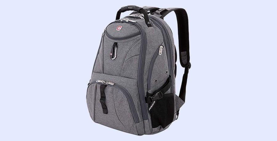 Tech Bags - SwissGear 1900 Scansmart