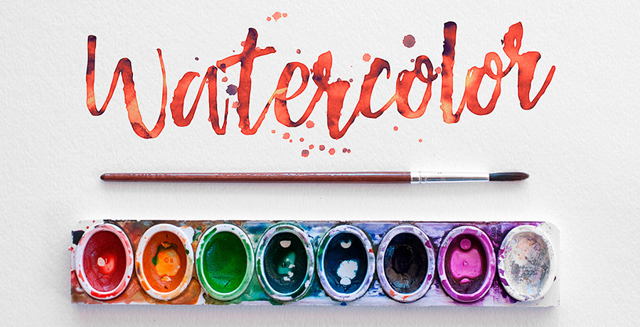 Buy Photoshop Brushes - The Ultimate Watercolor Collection