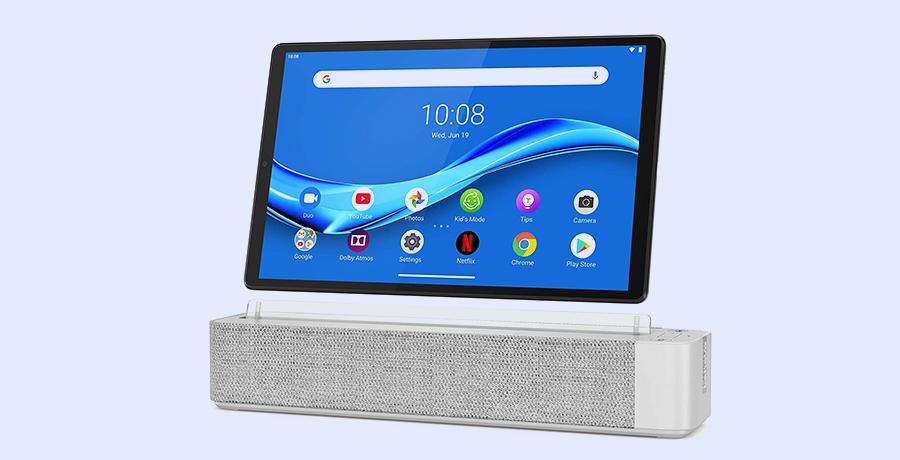 ipad Pro Alternatives - Lenovo Smart Tab