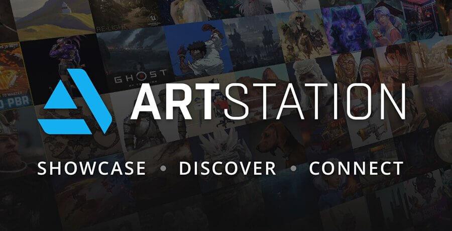 For Graphic Design - Artstation