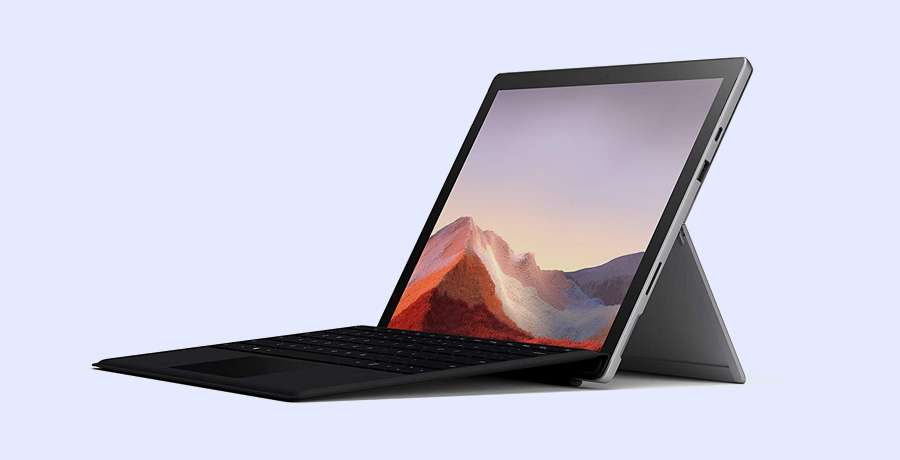 Pro ipad Alternative - Micro Surface Pro 7