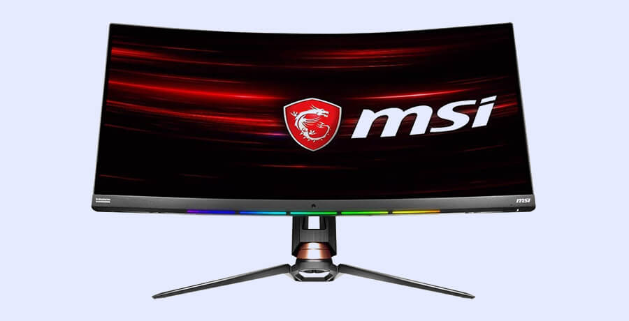 Curved Monitor For Designers - MSI Optix