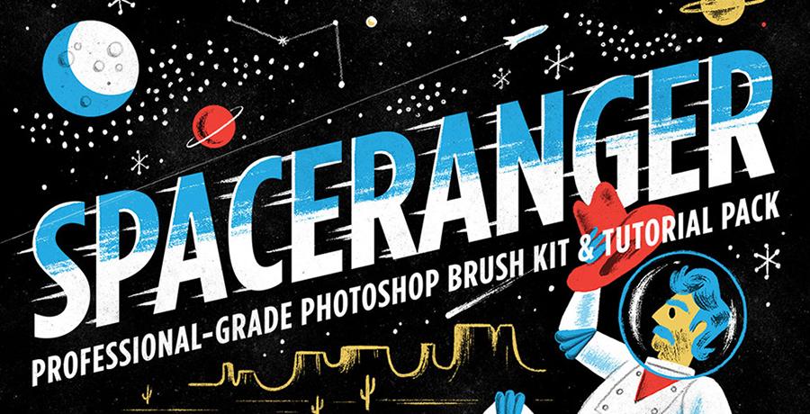Free Brushes For Photoshop - SpaceRanger