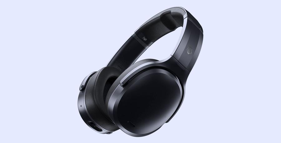 Best Wireless Noise Cancelling Headphones - Skullcandy Crusher