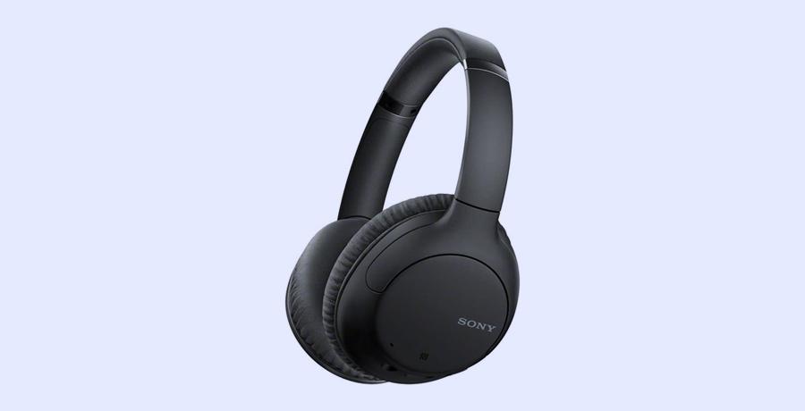 Noise Cancelling Headphones - Sony WHCH710N