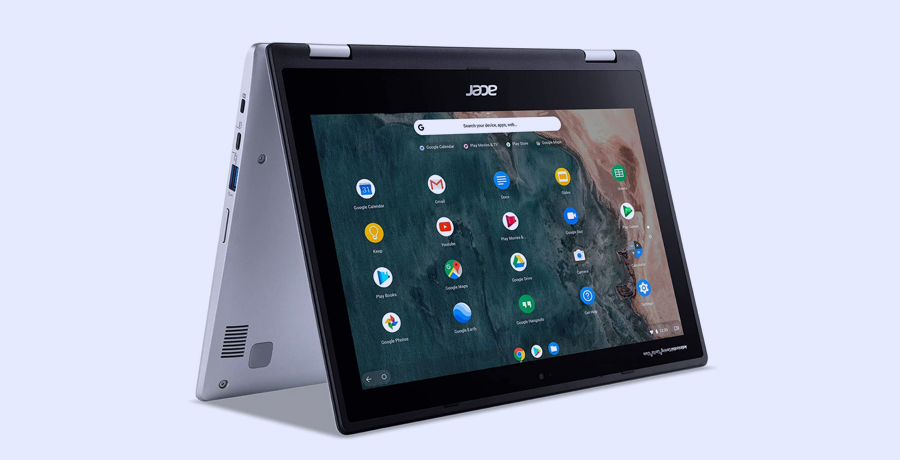 Touchscreen Laptop For Graphic Designer - Acer Chromebook Spin 311