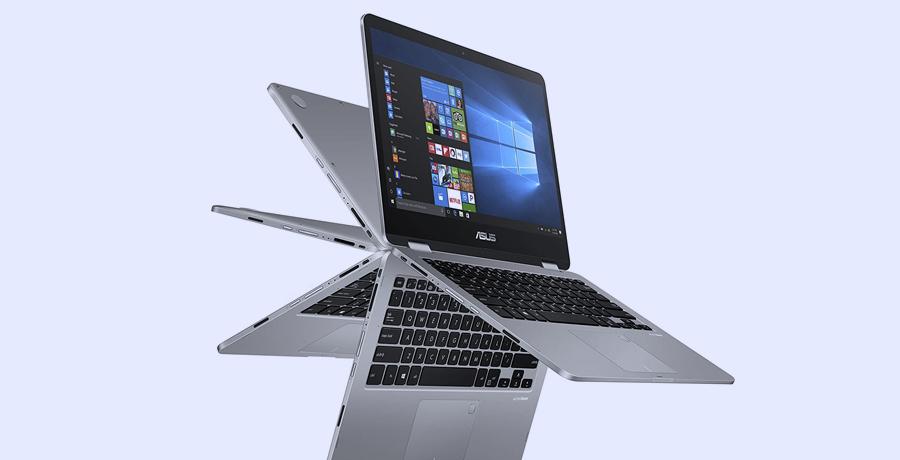 Best Touchscreen Laptop - ASUS VivoBook Flip 14 Laptop