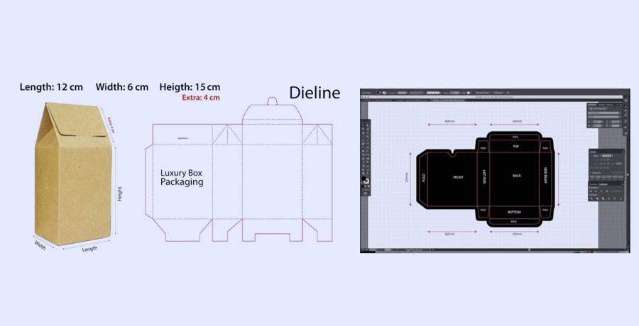 Luxury Box Packaging Design