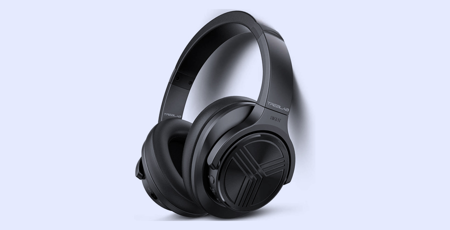 Top Noise Cancelling Headphones - TREBLAB Z2