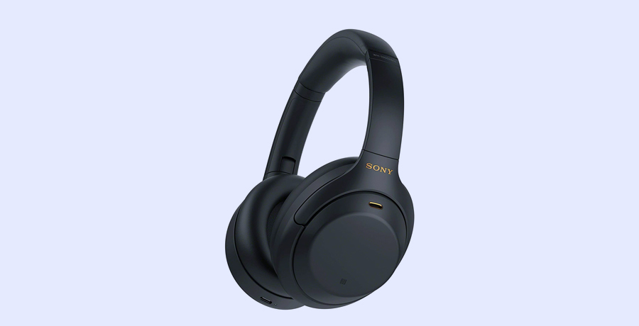 Best Wireless Noise Cancelling Headphones - Sony WH-1000