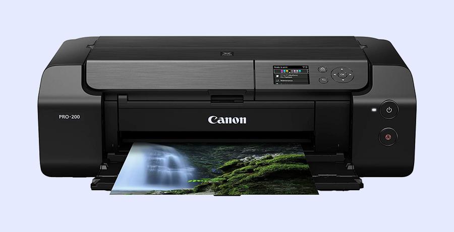 For Graphic Designers - Canon PIXMA Pro-200