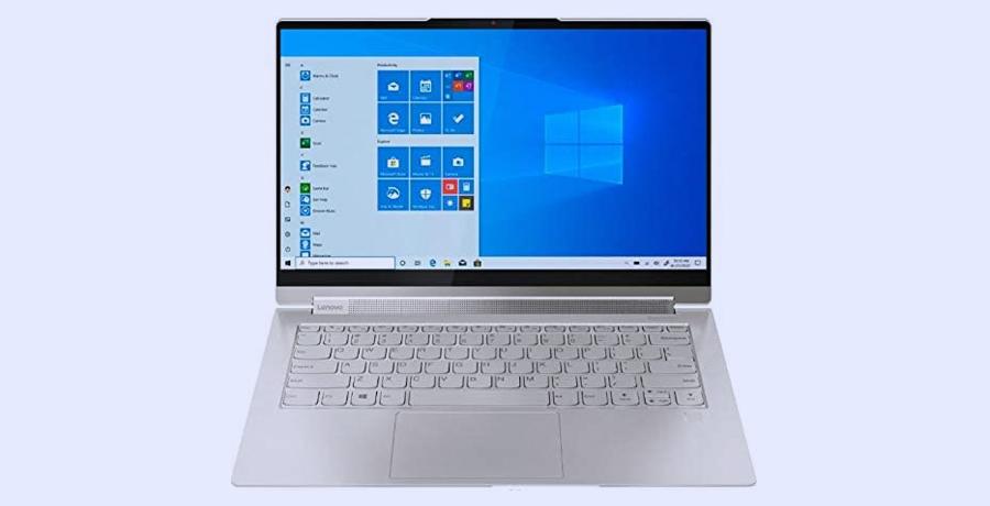 Touchscreen Laptop - Lenovo Yoga 9i