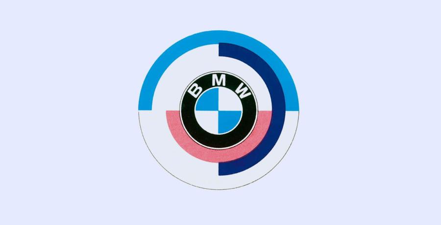 80's BMW Logo