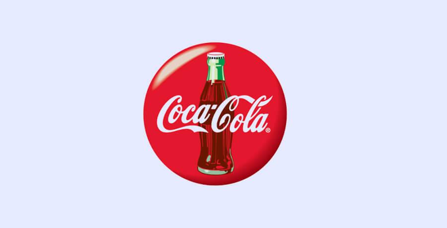 Red Disc Coca Cola