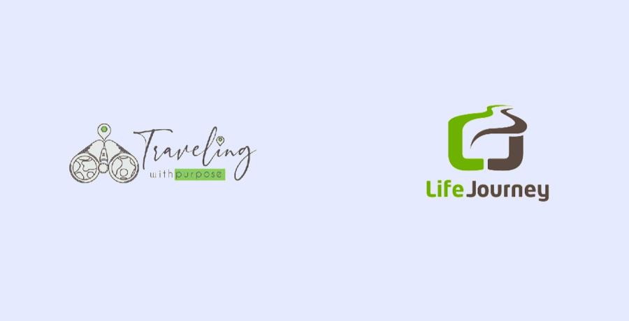 Blog Logo - Travel Blog