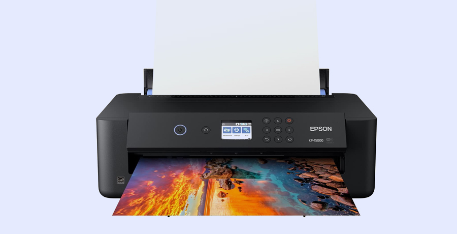 For Graphic Design - Epson Expression Photo
