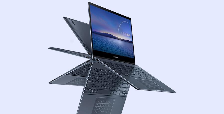 Best Touchscreen Laptop For Graphic Designer - ASUS ZenBook Flip 13