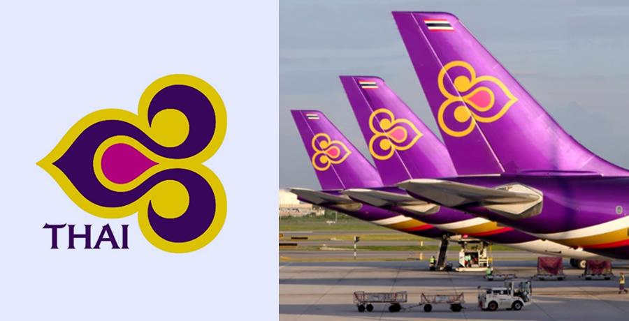Aviation Logo - Thai Airline