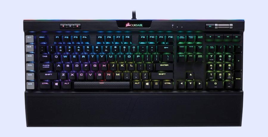 Keyboard For Designers - Corsair K95 RGB Platinum