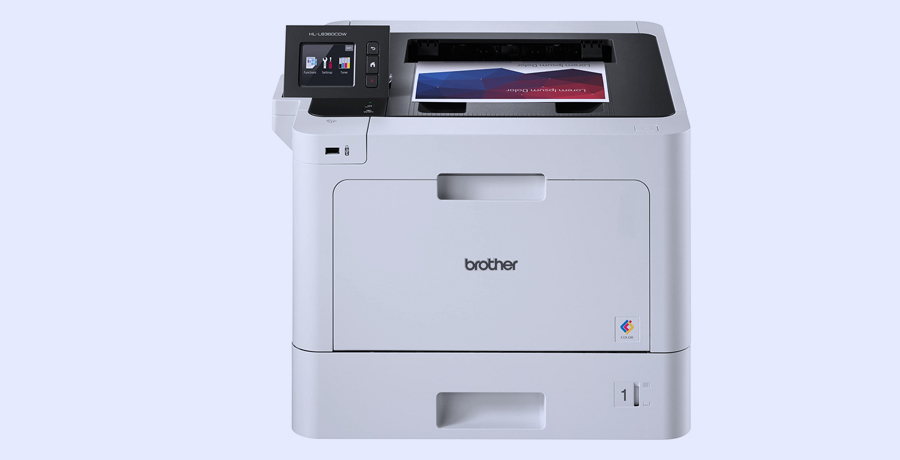 For Graphic Designers - Brother HLL8360CDW