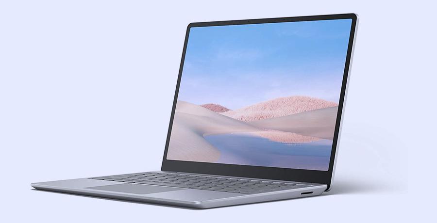 Touchscreen Laptop For Graphic Designer - Microsoft Surface Laptop Go