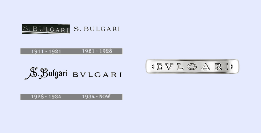Logo Desgin - S.Bulgari