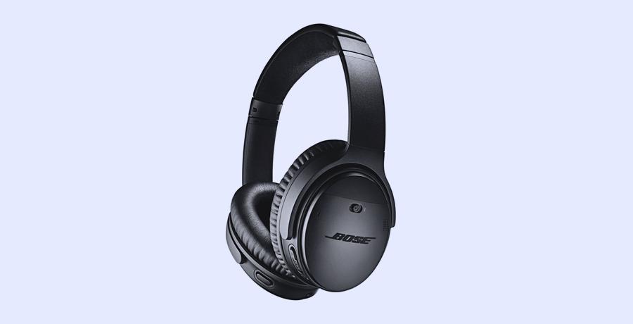Best Wireless Noise Cancelling Headphones - Bose QuietComfort 35 II