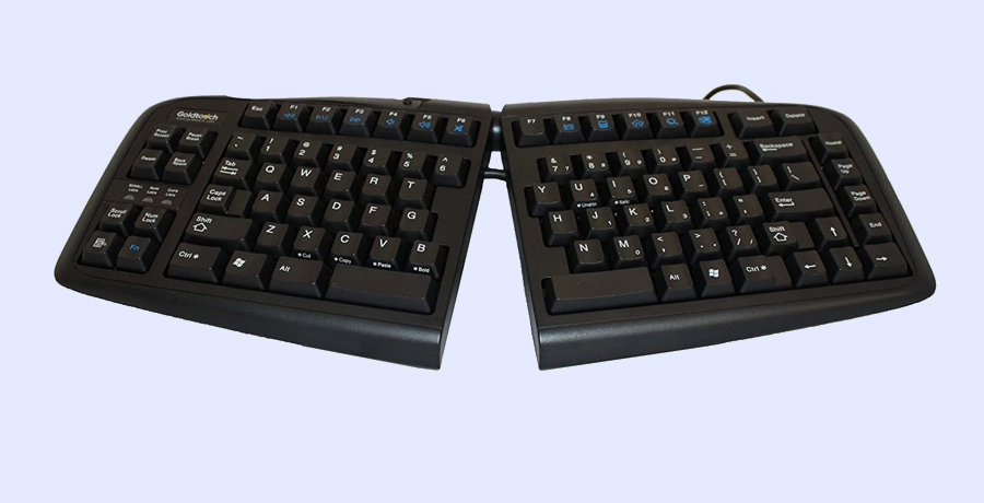 Keyboard For Designers - Goldtouch GTN-0099 V2