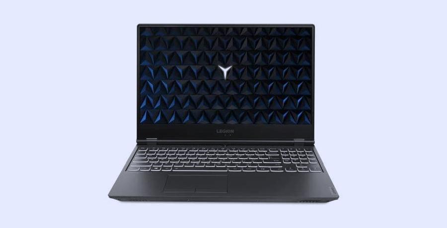 Best Lenovo Laptop For Graphic Designers - Legion Y540 Gaming Laptop