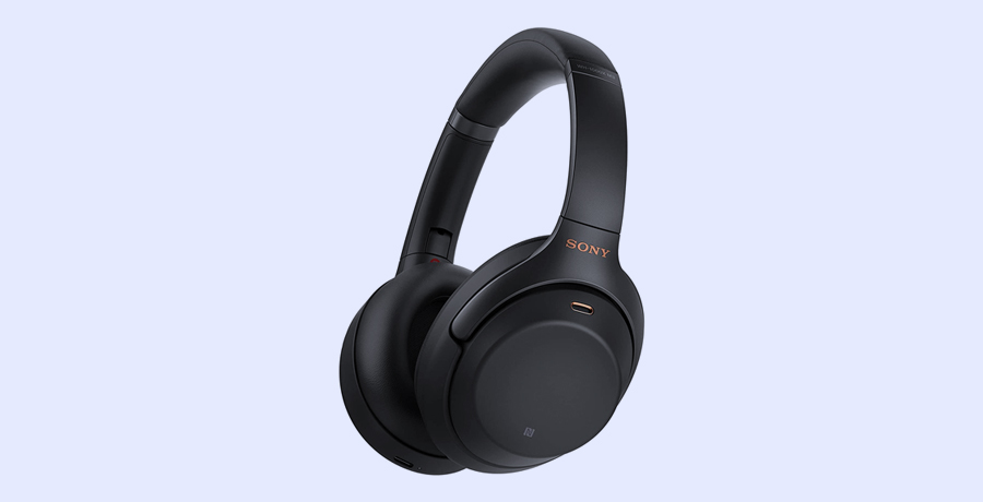 Best Noise Cancelling Headphones - SONY WH-1000XM3