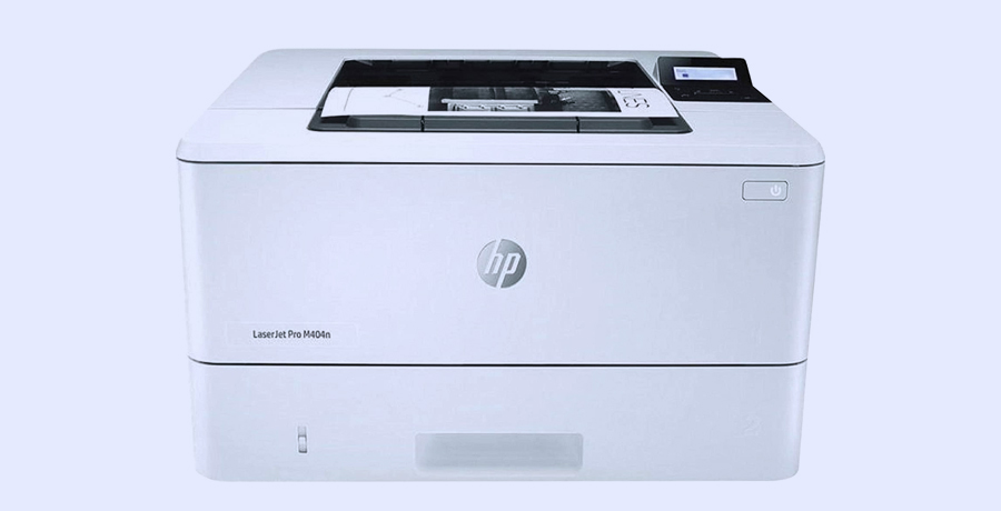 For Graphic Design - HP LaserJet Pro M404n